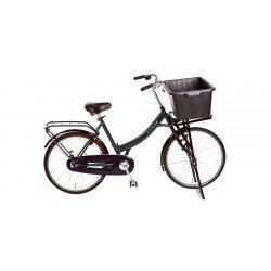 Vélo de manutention Daily news bleu