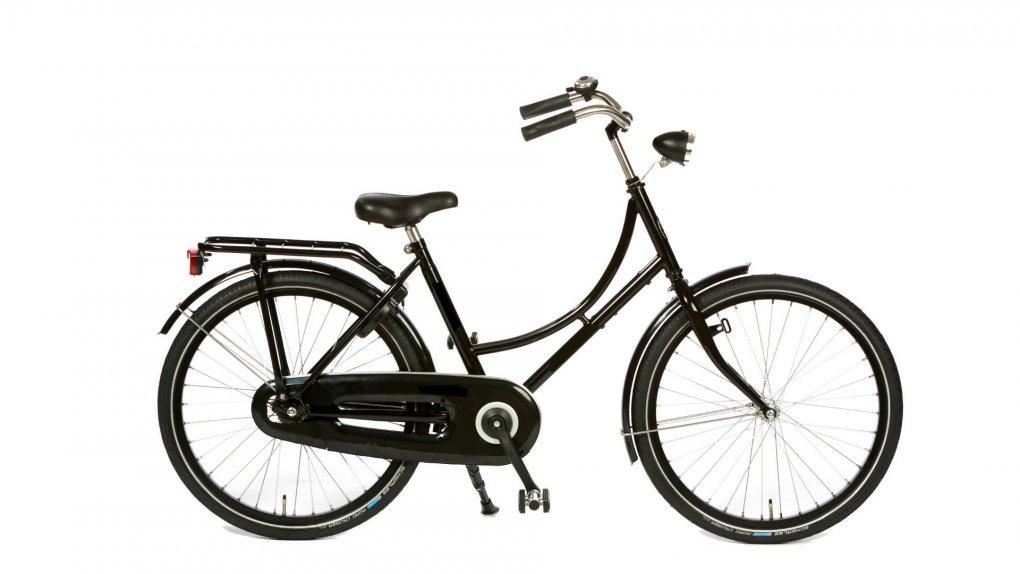 Vélo hollandais pour enfant à partir de 8 ans