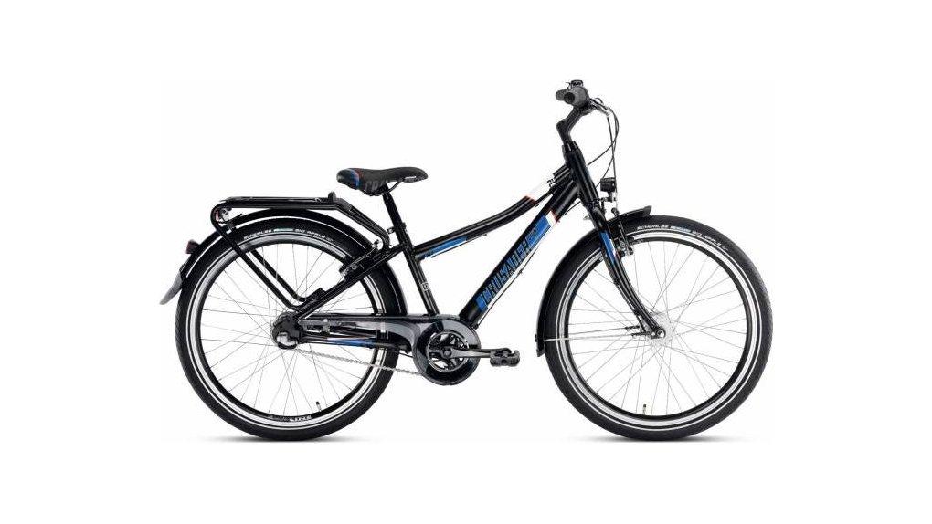 Vélo garçon Crusader 3 vitesses à rétropédalage ,dés 135 cm