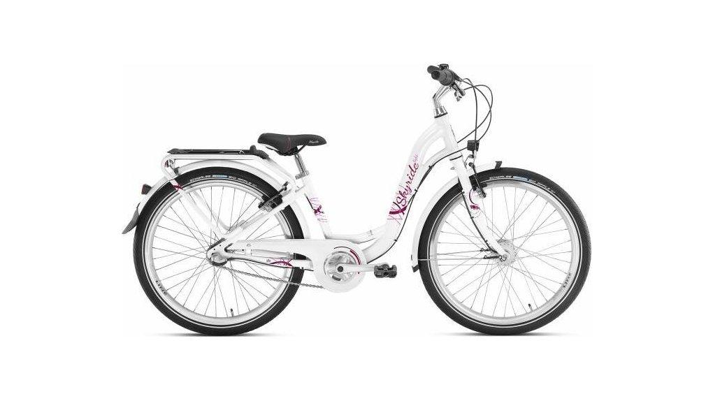 Vélo mixte Skyride 24 pouces Nexus 3 vitesses avec rétropédalage ,dés 8 ans ou 135 cm