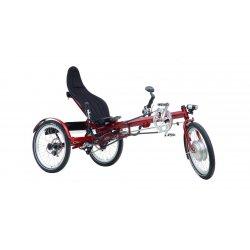 Vélo couché trike sinner comfort