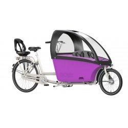 Biporteur électrique Bakfiets Dolly avec options - cliquez sur Configurer pour plus d'informations