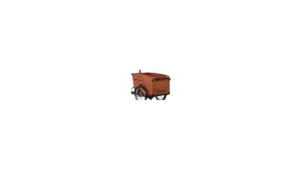 Caisse miel Triporteur Babboe Big ou Amsterdamer Smiley coffre en bois