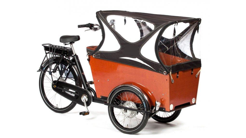 protection Cabrio pour triporteur Cargotrike Bakfiets.nl