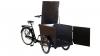 Triporteur Amsterdamer Pro avec options - cliquer sur Configurer pour plus d'informations