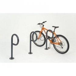 Parking à vélo Pep avec platine de fixation