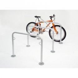 Parking à vélo Confiance 125 cm avec platine