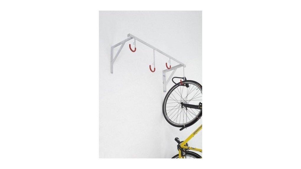 Support de vélo mural pour 2 à 8 vélos