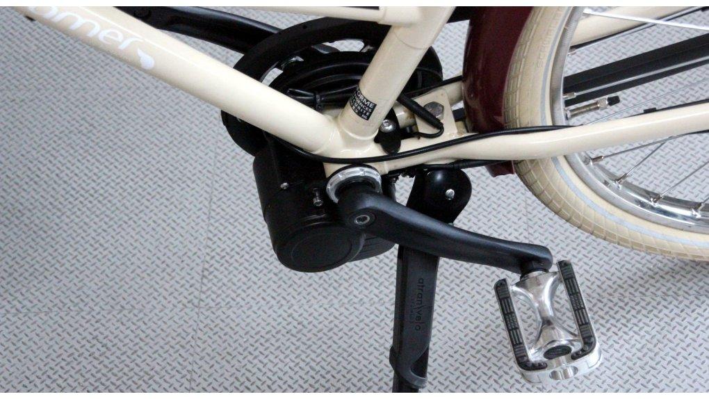 Moteur pédalier V2 pour vélo avec rétropédalage