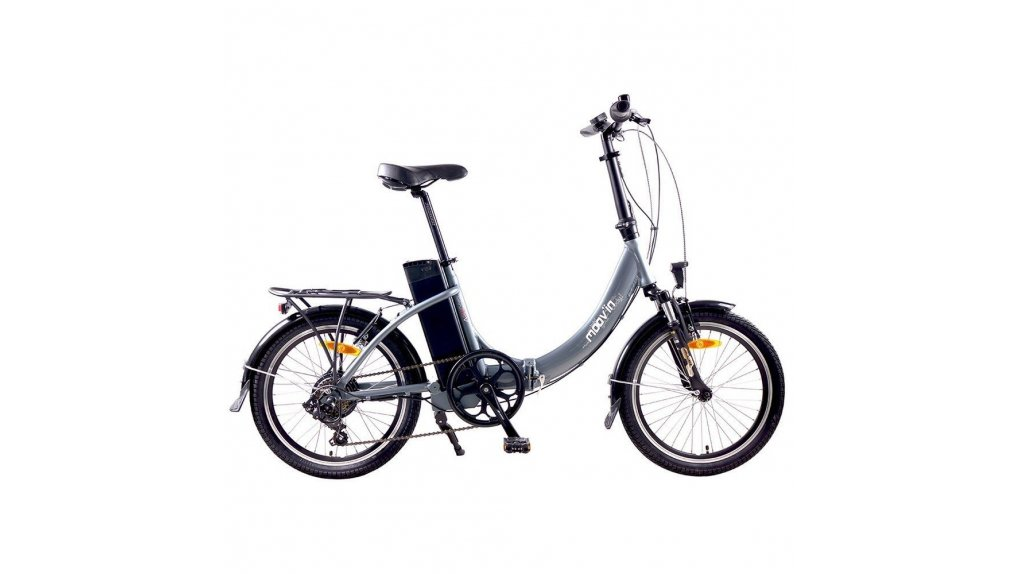 Vélo électrique pliant enjambement Bas Move