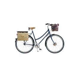 Vélo électrique ville & randonnée Agathe Curve