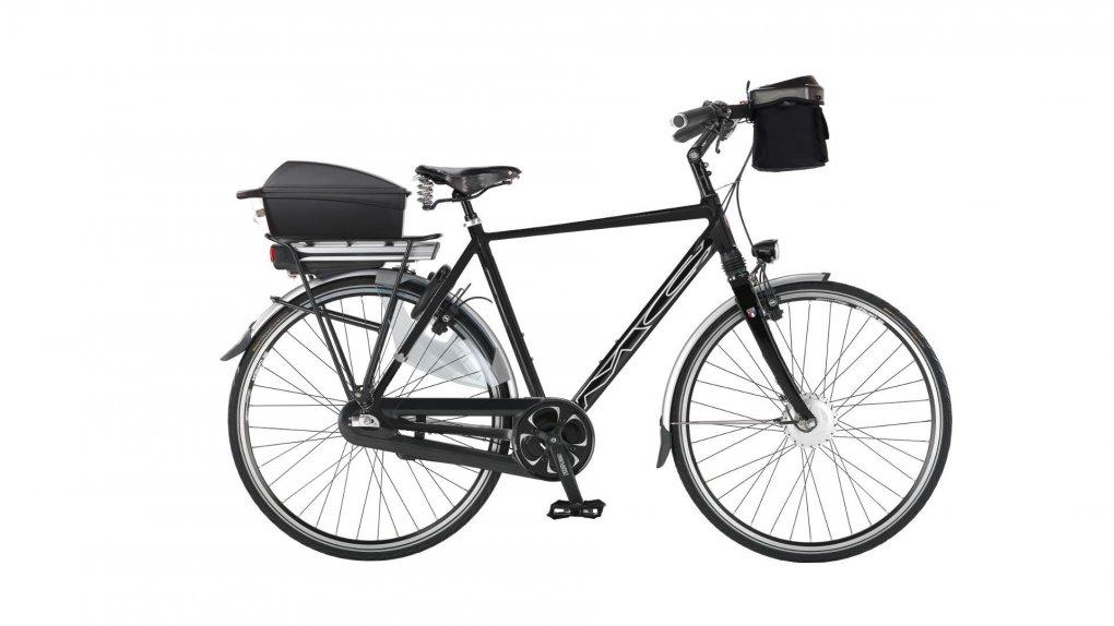 """Vélo hollandais électrique MC Expressive High avec options. Pour plus d'informations, cliquez sur """"Configurer"""""""