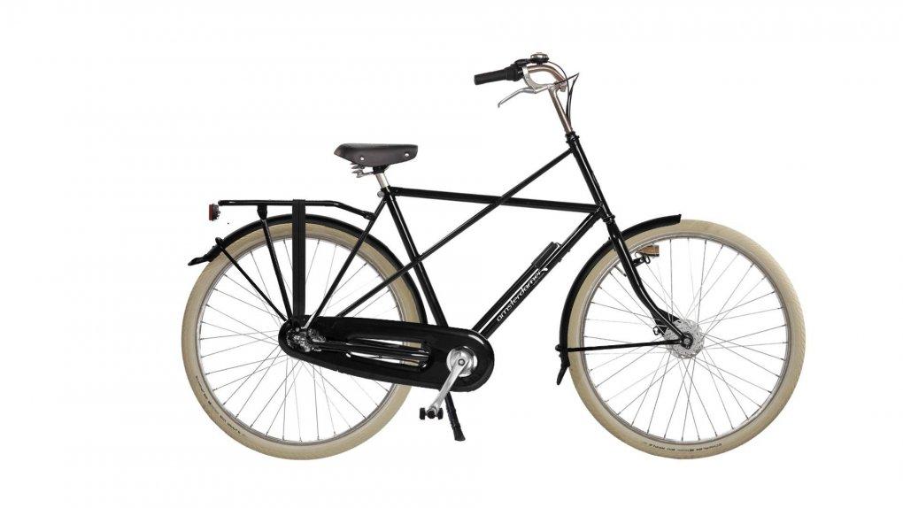 Configurateur du vélo hollandais Cross High Big Apple