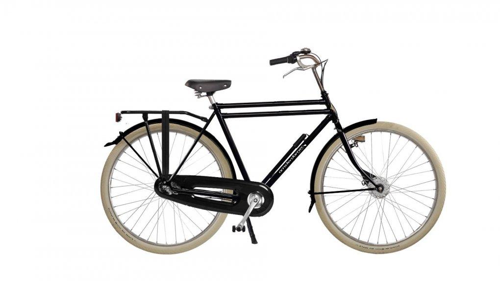 Configurateur du vélo hollandais Legend Big Apple