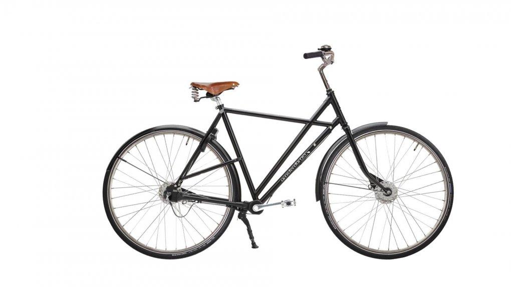 Configurateur du vélo à cardan hollandais vintage High