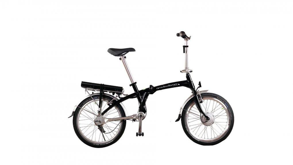 Configurateur du vélo pliant électrique à cardan Compact High