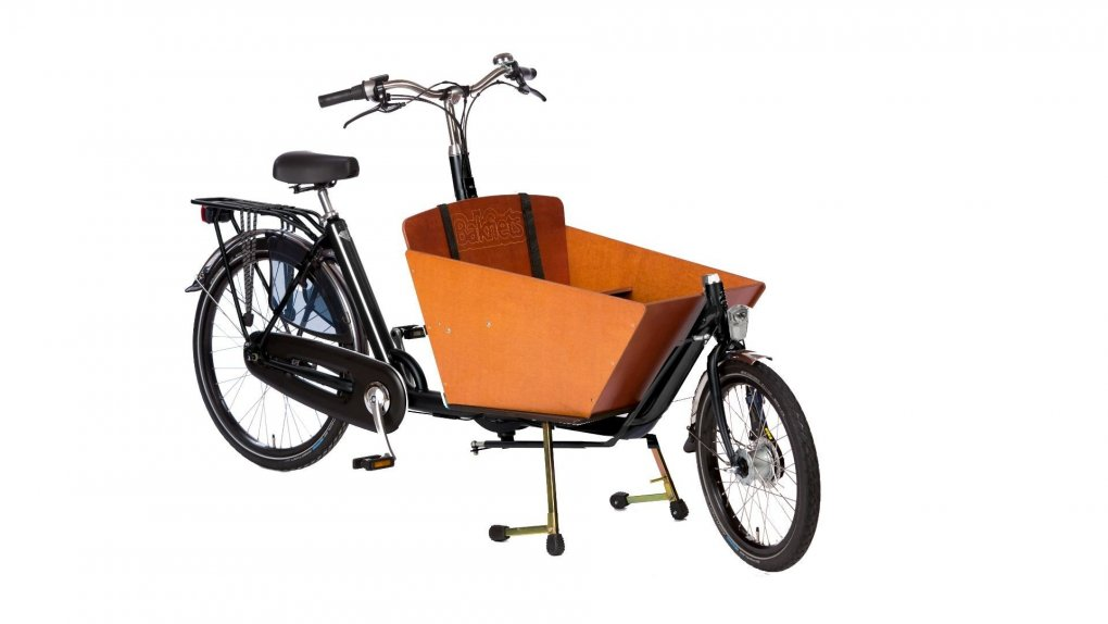 Configurateur Biporteur court Bakfiets.nl Exclusive
