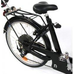 Kit électrique bimoteur pour triporteur avec freins avant roller
