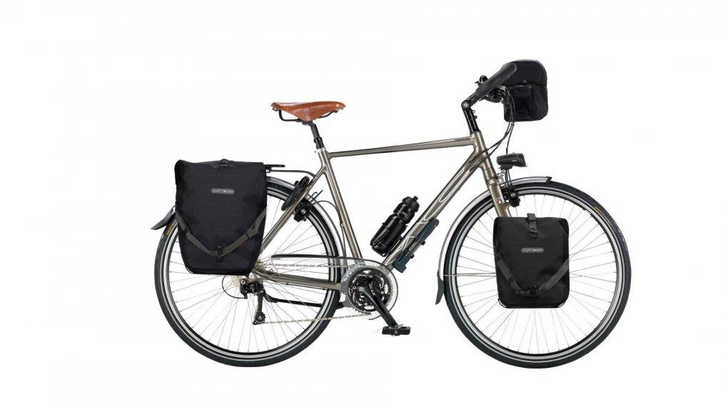 Vélo hollandais cyclotourisme MC Summit cadre Diamant