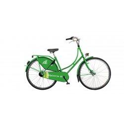 Vélo hollandais porteur de Marque