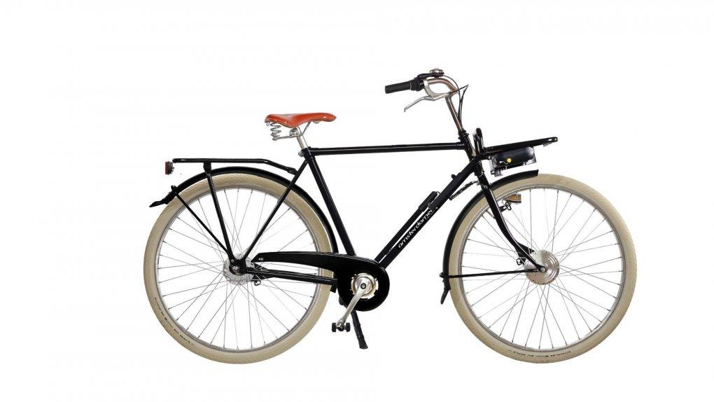 Vélo électrique hollandais homme OPA Classic configuré