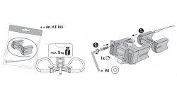 Set d'extension pour sacoche de guidon Ortlieb Ultimate 6M