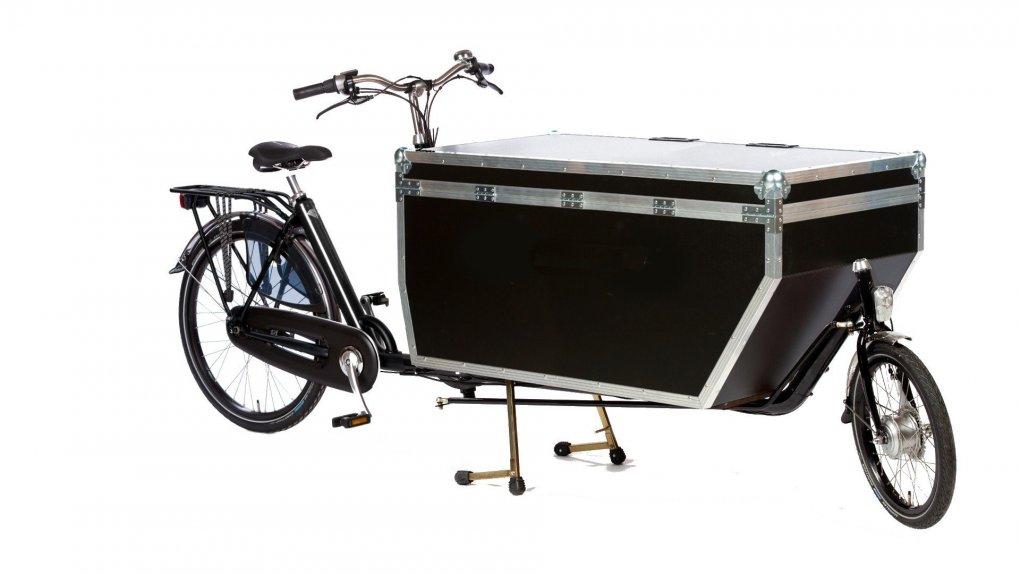 Biporteur livreur Bakfiets.nl XL