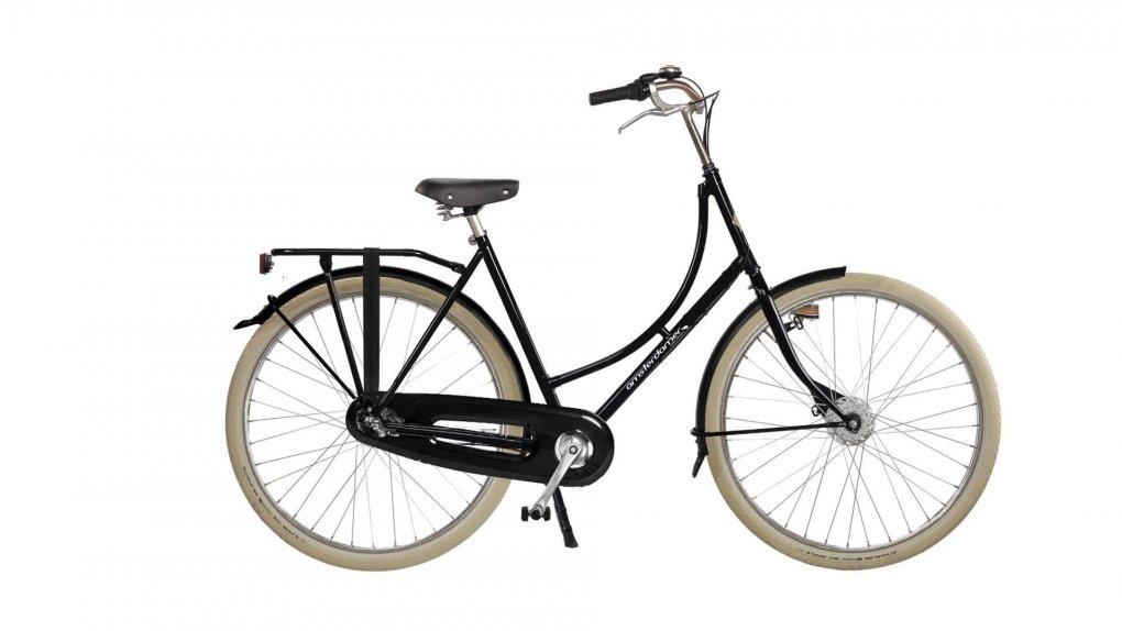 Configurateur du vélo hollandais Oma Big Apple