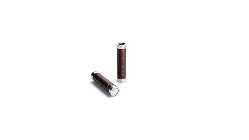 Poignées Brooks Slender longueur 130 et 100 mm,marron
