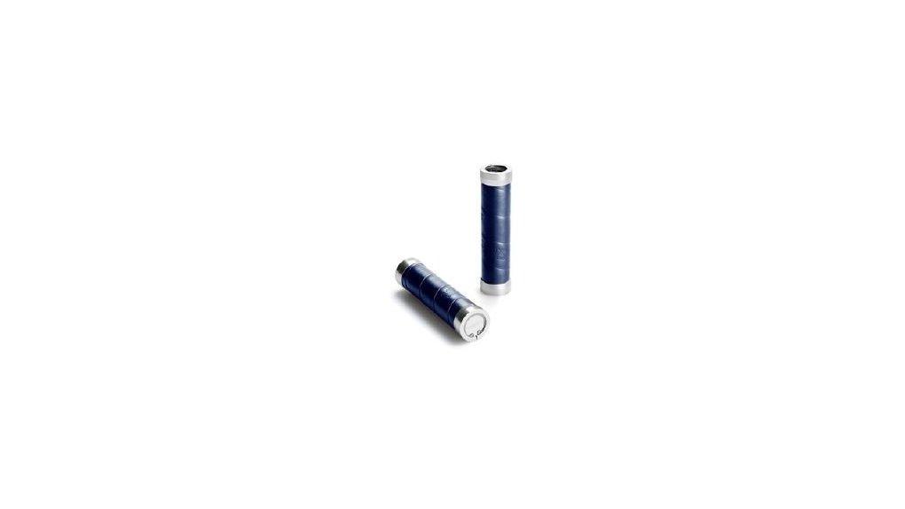 Poignées Brooks Slender longueur 130 mm ( jeu de 2),bleu cobalt