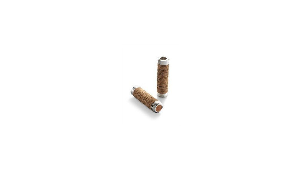Poignée Brooks Classic , miel, l .130 mm
