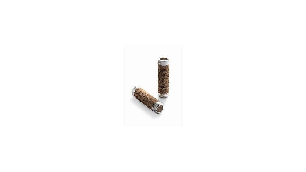 Poignée Brooks Classic , marron, l .130 mm