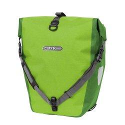 Deux sacoches arrière Ortlieb Roller Plus,vert