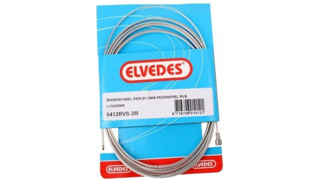 Câble de freins pour tandem ou vélo (3 mètres)
