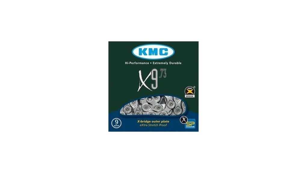 Chaine 9 vitesses KMC,116 maillons