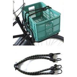 Sandows araignée à 4 crochets pour porte-bagage de vélo avant ou arrière
