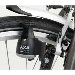 Dynamo cyclotourisme 3 watts sur roue,côté gauche