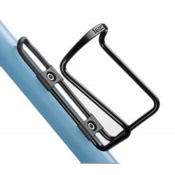 Porte-bidon en aluminium,noir