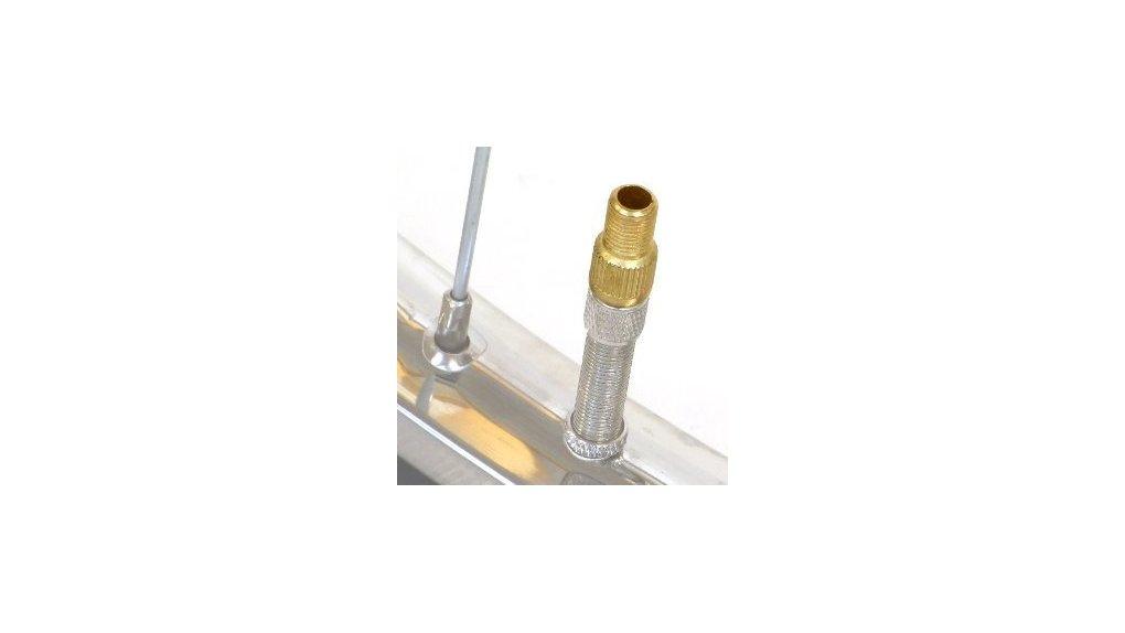 Adaptateur valve Hollandaise vers valve Auto (unité)