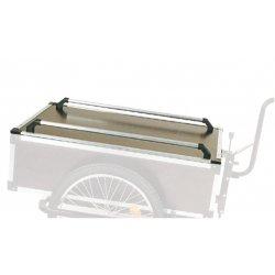 Couvercle pour remorque de vélo capacité 175 litres