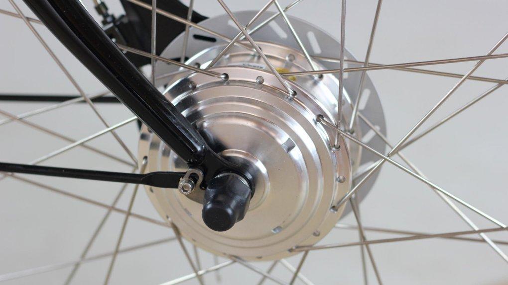 Moteur 36V235RPM frein roller V-mini-PRO V2roue avt