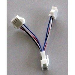 Cable parallèle 1 console vers 2 contrôleurs