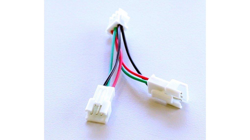 Cable parallèle 1 capteur vers 2 contrôleurs -- n'est plus utile