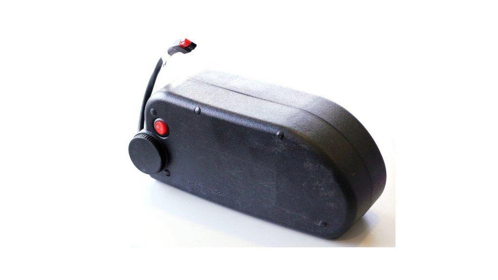 Batterie bidon 522 Wh (36V 14.5 Ah Li-ION) sur rail