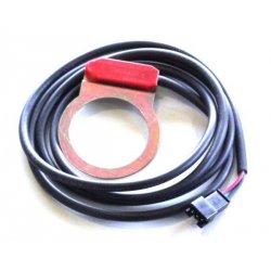 Capteur de pédalage rouge V7 110 cm