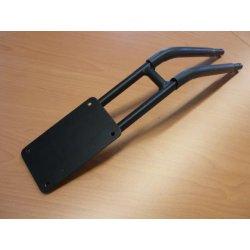 Porte-bagage PICK UP pour YEPP COSMO Noir mat
