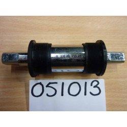 Boîtier de pédalier 133,65L/34,9