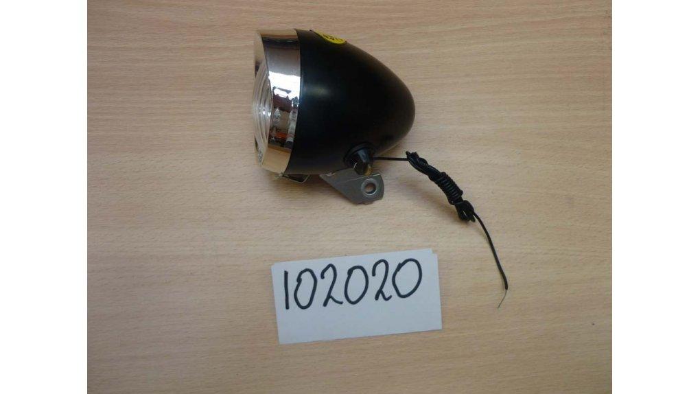 Phare avant 1881 LED noir 40 lux