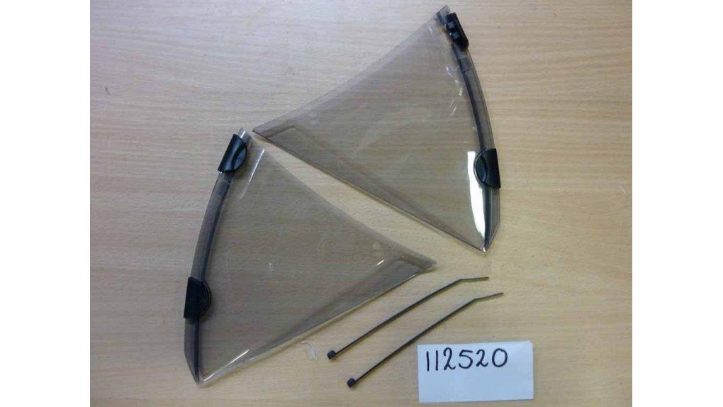 Protège rayon roue avant ( complément selle cadre)