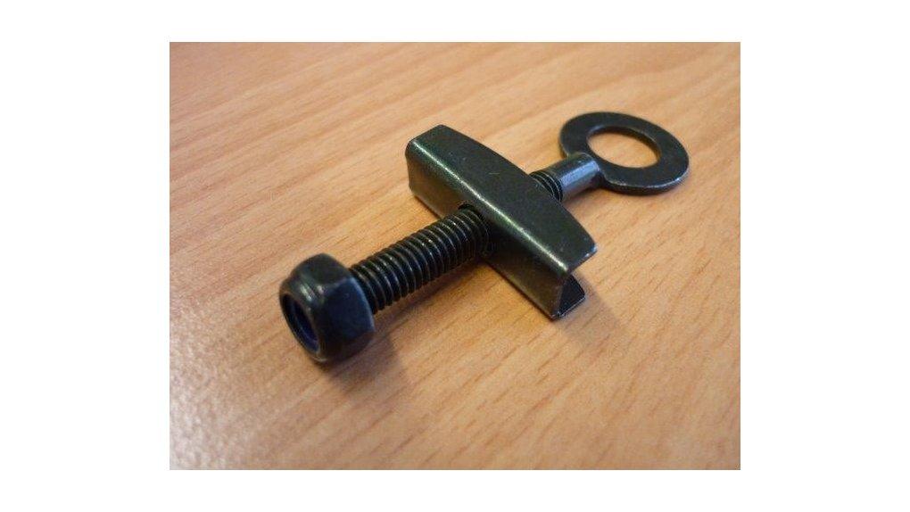 Tendeur de chaîne noir 65mm